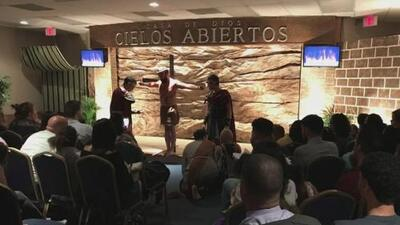 A Grapevine llega 'Está vivo', una obra de teatro gratuita que relata la vida de Jesús