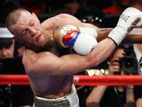 """Mayweather a McGregor: """"Esperaré para castigarte de nuevo"""""""
