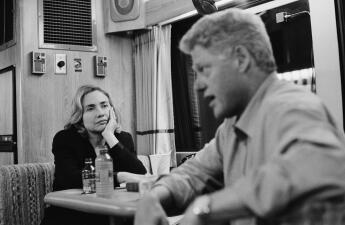 Biografía en fotos: Hillary Clinton, una vida en el poder