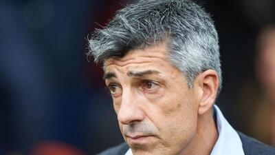 """DT de la Real Sociedad: """"Ha sido un auténtico vendaval"""""""