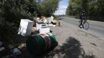Lanzan programa piloto para que desamparados de San José reciban $4 por bolsa de basura recolectada