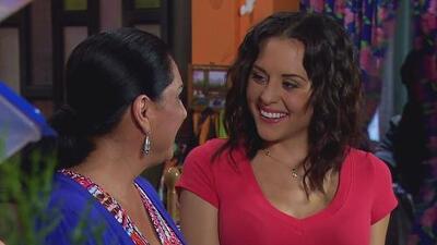 Lupita se puso feliz al saber que Miguel Ángel está soltero