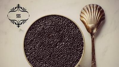Te decimos por qué el caviar, las trufas y otros ingredientes son tan caros