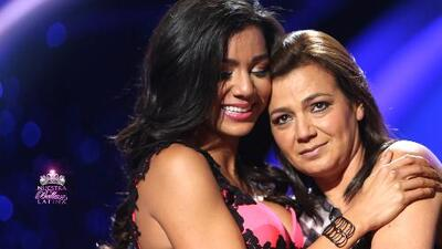 María Elena Anaya recibió la inesperada sorpresa de su madre