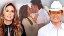 """Lucero lamenta no haber repetido """"muchas veces"""" los besos con Fernando Colunga en 'Soy tu dueña'"""