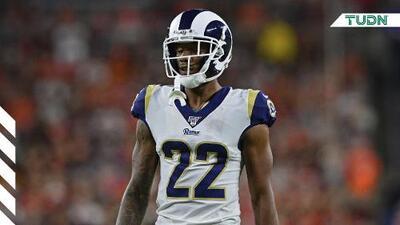 Rams mandan a Marcus Peters a los Ravens