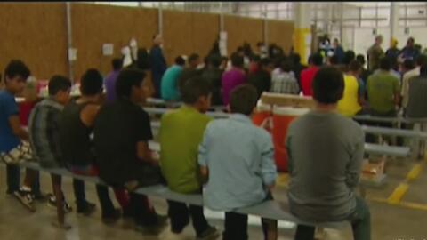Gobierno pide plazo de dos años para encontrar 47,000 niños separados de sus familias en la frontera