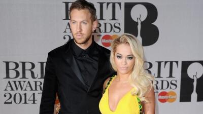 Rita Ora confiesa el motivo de su ruptura con Calvin Harris