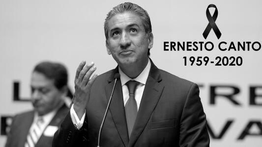 Fallece Ernesto Canto, medallista mexicano