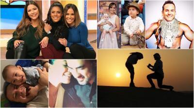 Satcha, Karla, Alan, Francisca, Ana y Carlos comparten sus momentos felices (fotos)