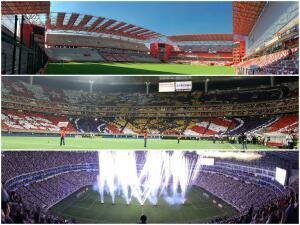 ¿Cómo le ha ido a los equipos mexicanos cuando estrenan estadio?