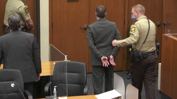 Un crimen y tres veredictos de culpabilidad: ¿qué le espera ahora a Derek Chauvin?