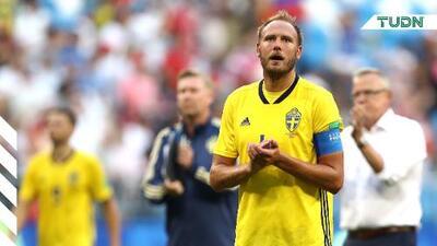Suecia agradece la baja de Sergio Ramos