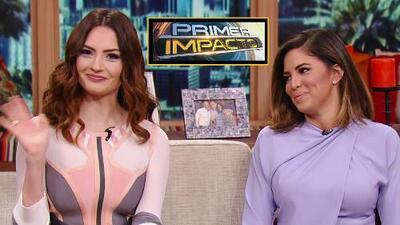 Michelle Galván debuta en Primer Impacto el día 13, ¿acaso es cuestión de suerte?