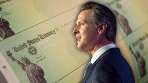 """""""El reembolso más grande de la historia"""": California devuelve dinero a contribuyentes en reembolso adicional de impuestos"""