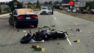 Investigan si drogas o alcohol fueron factor en accidente que dejó un motociclista muerto en Fremont