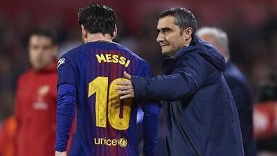Los números que acreditan la renovación de Ernesto Valverde con el Barcelona