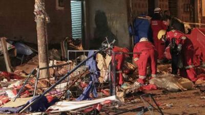 Una manguera de gas defectuosa ocasionó al menos seis muertes en un carnaval en Bolivia