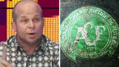Vidente brasileño predijo la tragedia aérea del equipo de futbol Chapecoense