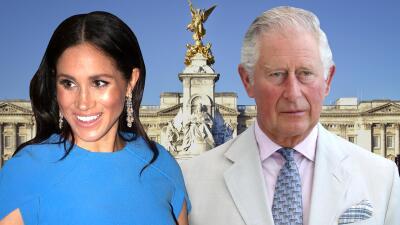 El príncipe Carlos 'salvó' a Meghan Markle de cometer un error de moda durante su primera gira real