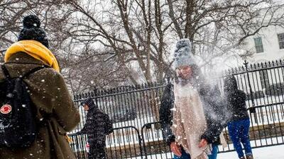 Cambio abrupto sin precedentes: de frío extremo a clima de primavera