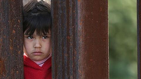 ¿Qué ocurre con los menores indocumentados que están en las manos de las autoridades?