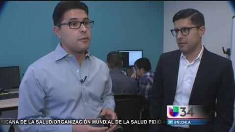 Los gemelos Salas, exitosos empresarios hispanos