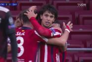 ¡Diagonal matona y gol! João Félix le hace el 1-0 al Bayern Múnich