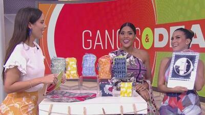 Francisca no quería dejar pasar los grandes descuentos en maquillajes y más productos que tienen en Gangas & Deals
