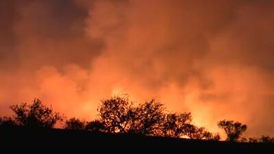 Un agente de la patrulla fronteriza provocó un incendio de 47,000 acres mientras celebraba una fiesta