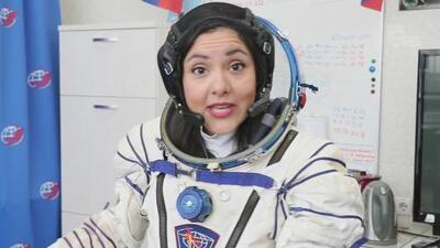 Cristina Romero dejó el periodismo y se convirtió en la nueva cosmonauta mexicana en Rusia