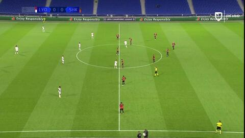 Highlights: Shakhtar at Lyon on October 2, 2018