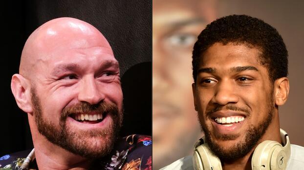 Fury vs Anthony Joshua, cada vez más cerca de concretarse