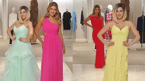 Cinco tendencias de moda a tomar en cuenta para elegir tu vestido de graduación