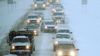 Estas son algunas recomendaciones para los conductores que viajarán en condiciones extremas durante el fin de año