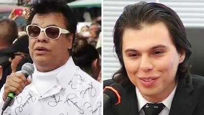 Joao Aguilera podría impugnar el testamento de su padre Juan Gabriel muy pronto