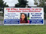 Un año después, las autoridades continúan buscado a la niña hispana Dulce María Alavez