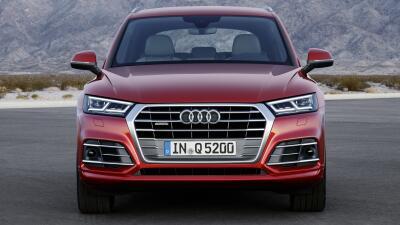 Este es la nueva Audi Q5 2018