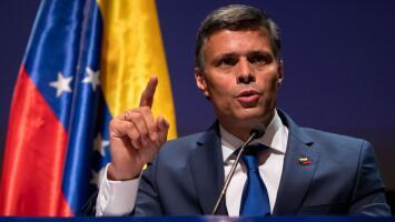 """""""Yo no quería salir de Venezuela"""": Leopoldo López rompe el silencio tras su llegada a España"""