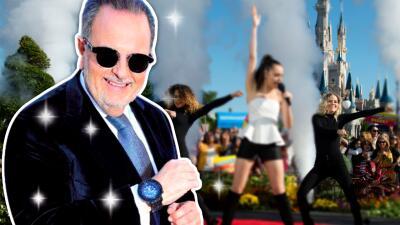 Raúl de Molina se convirtió en la sombra de la actual estrella de Disney