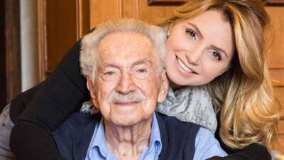 Muere el abuelo de Angélica Rivera y sus hijas lo despiden con emotivos mensajes