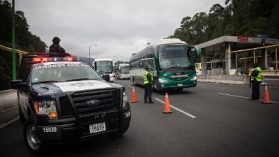 El vacío de autoridad volvió tierra de nadie las calles del centro de México