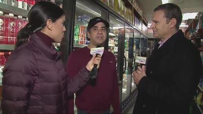 """Ayúdame, van a matarme"": Francisca y Alan entrevistan al 'héroe del Bronx' que le salvó la vida a un joven"