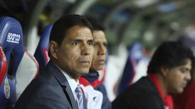 Alfonso Sosa destacó el trabajo de San Luis en el empate 1-1 frente a Dorados