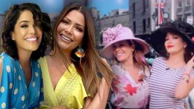 Más que amigas y compañeras, cuñadas: así ha sido la relación de Karla y Ana Patricia delante y detrás de cámaras
