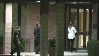 Continúa la búsqueda del hombre que huyó de la iglesia donde se realizará el funeral de Barbara Bush