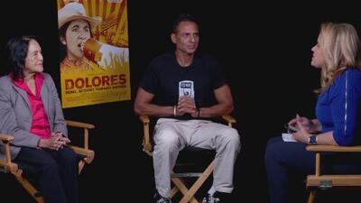 Llega a salas 'Dolores', el documental que narra la vida de la activista Dolores Huerta