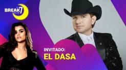 El talento y encanto de El Dasa en El Break de las 7 con Clarissa Molina