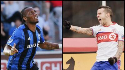 Sebastián Giovinco es el rey de los tiros libres por encima de David Beckham en MLS