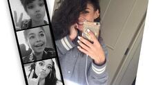 Taishmara, la sweet girl de MIX5, adora las selfies